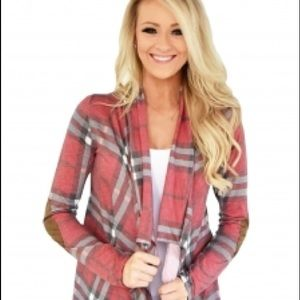 Tops - Red fall Cardigan